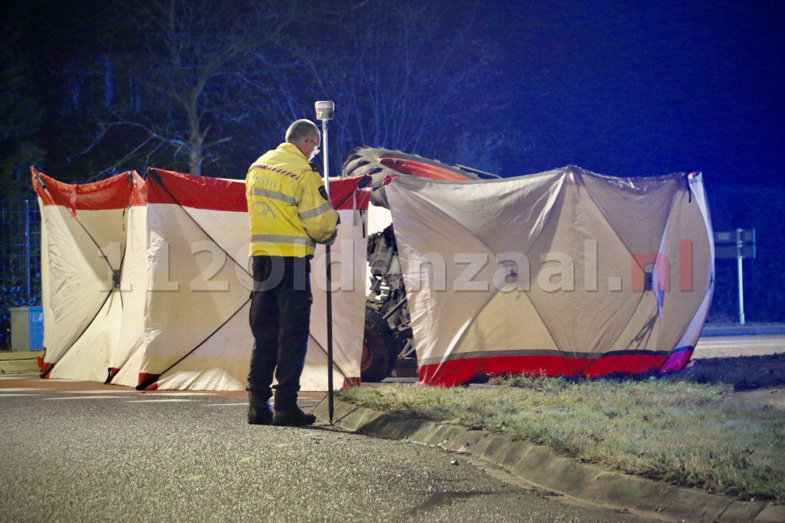 UPDATE: 17-jarige jongeman uit Harbrinkhoek omgekomen bij ongeval met trekker
