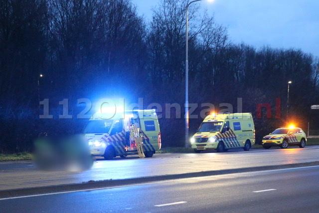 Ongeval op Provinciale Rondweg in Oldenzaal