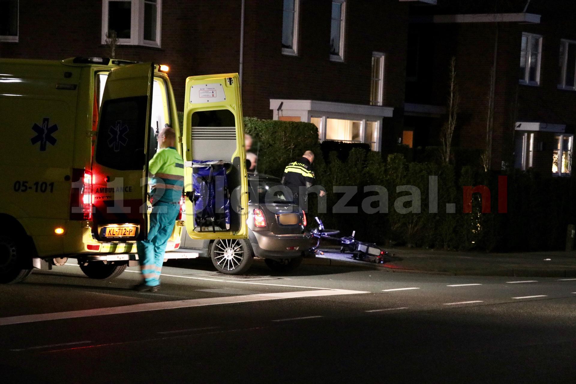 Fietsster met spoed naar het ziekenhuis na ongeval in Oldenzaal