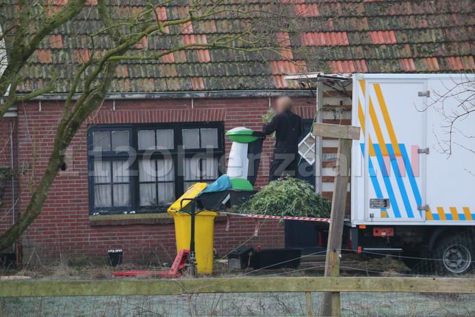 """""""Hennepkwekerij"""" op Ganzenmarkt Oldenzaal"""
