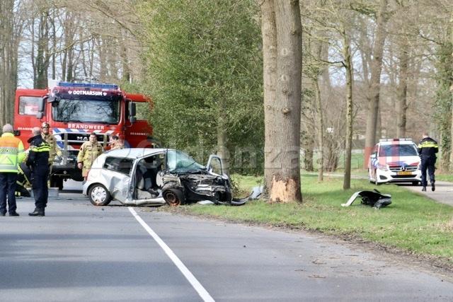 86-jarige man uit Oldenzaal overleden bij ongeval in Tilligte