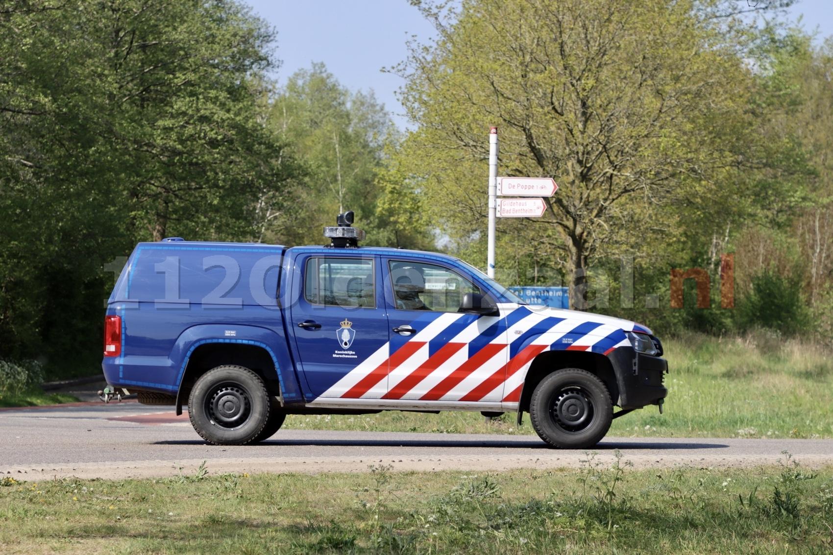VIDEO: Klopjacht bij grens Duitsland eindigt in aanhoudingen