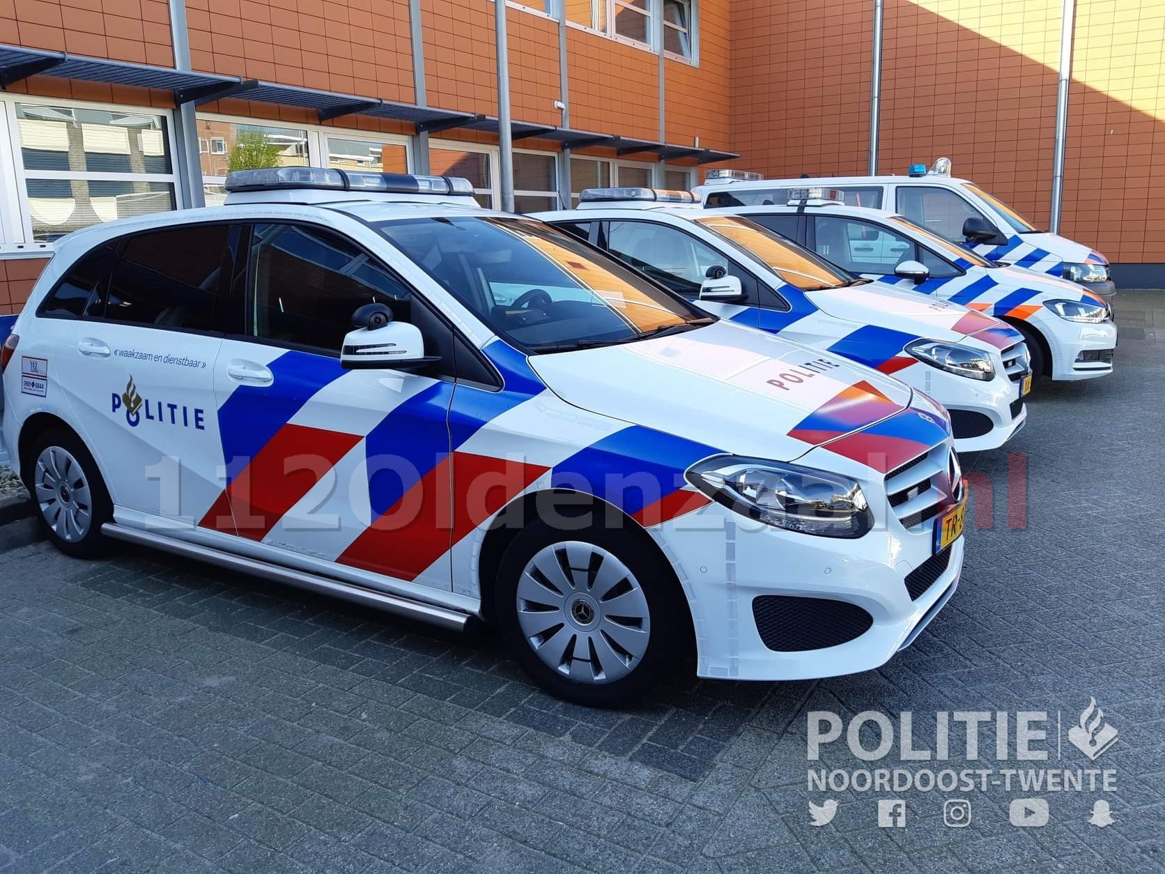 Digitale volgdienst; Een kijkje in de keuken van politie Noordoost Twente