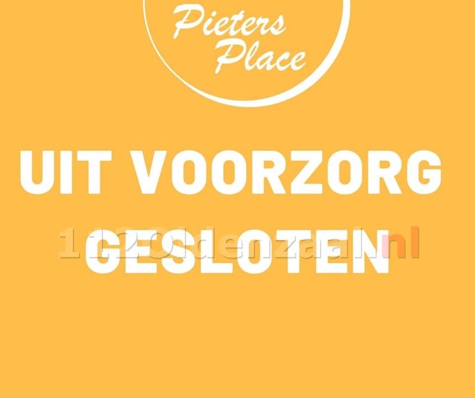 Pieters Place uit voorzorg gesloten door Coronabesmettingen in Oldenzaal