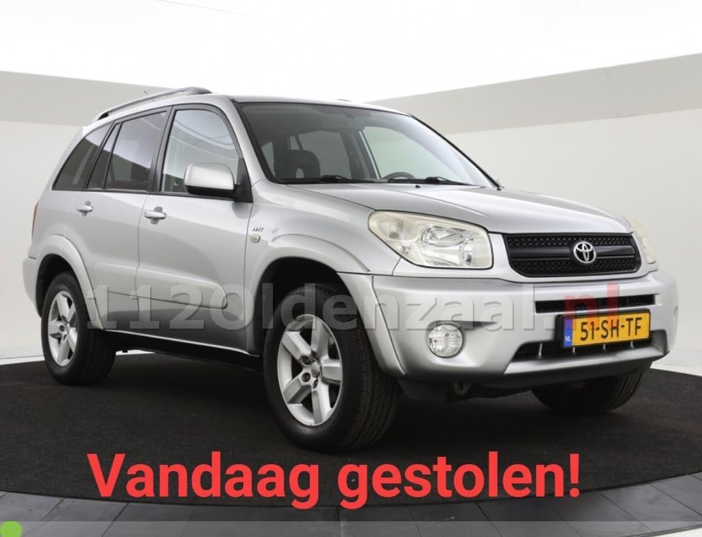 Auto gestolen uit showroom Peterman Oldenzaal