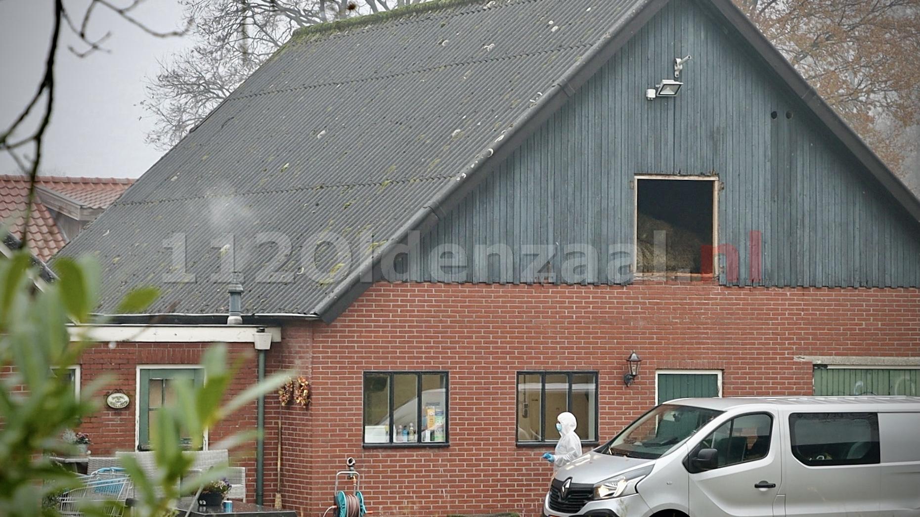 Politie doorzoekt woningen in Hengelo en Deurningen