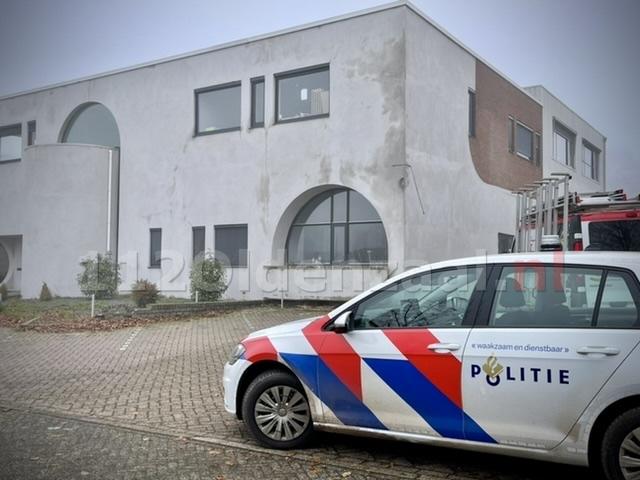 Lichaam aangetroffen in pand Oldenzaal: politie doet onderzoek