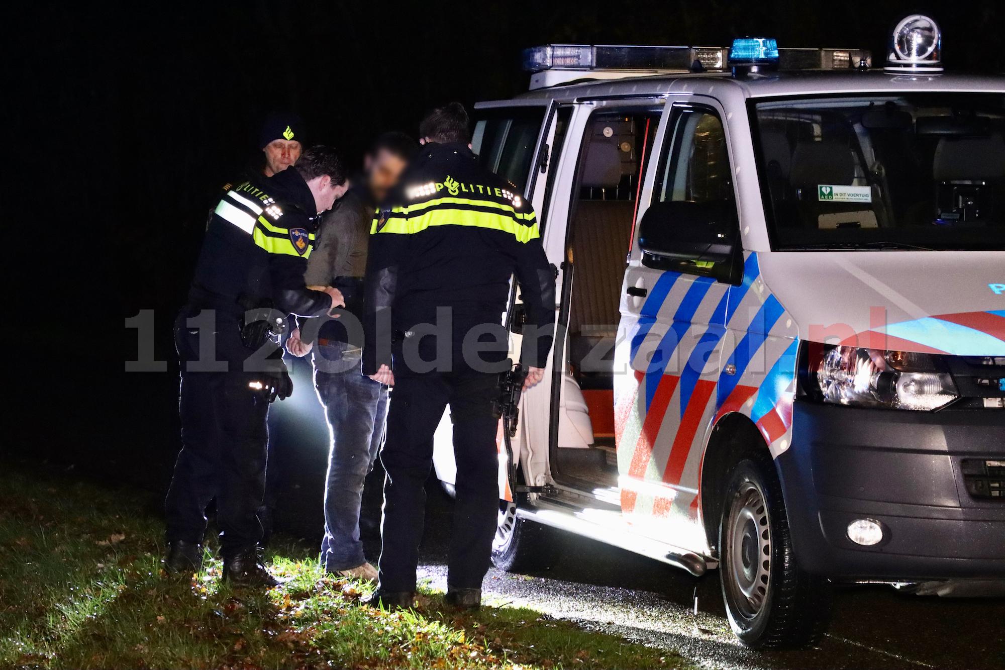 UPDATE: Wilde achtervolging door Noord-Oost Twente; verdachte(n) waren in bezit van drugs