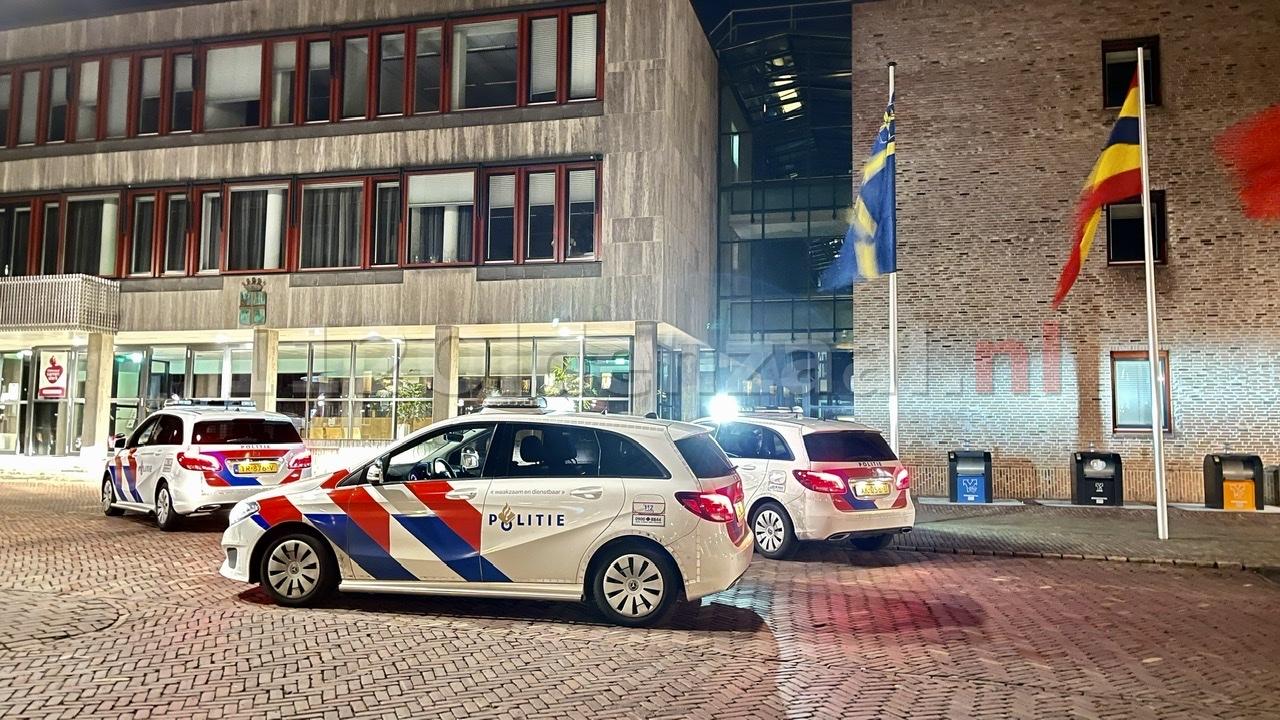 Wilde achtervolging door centrum Oldenzaal
