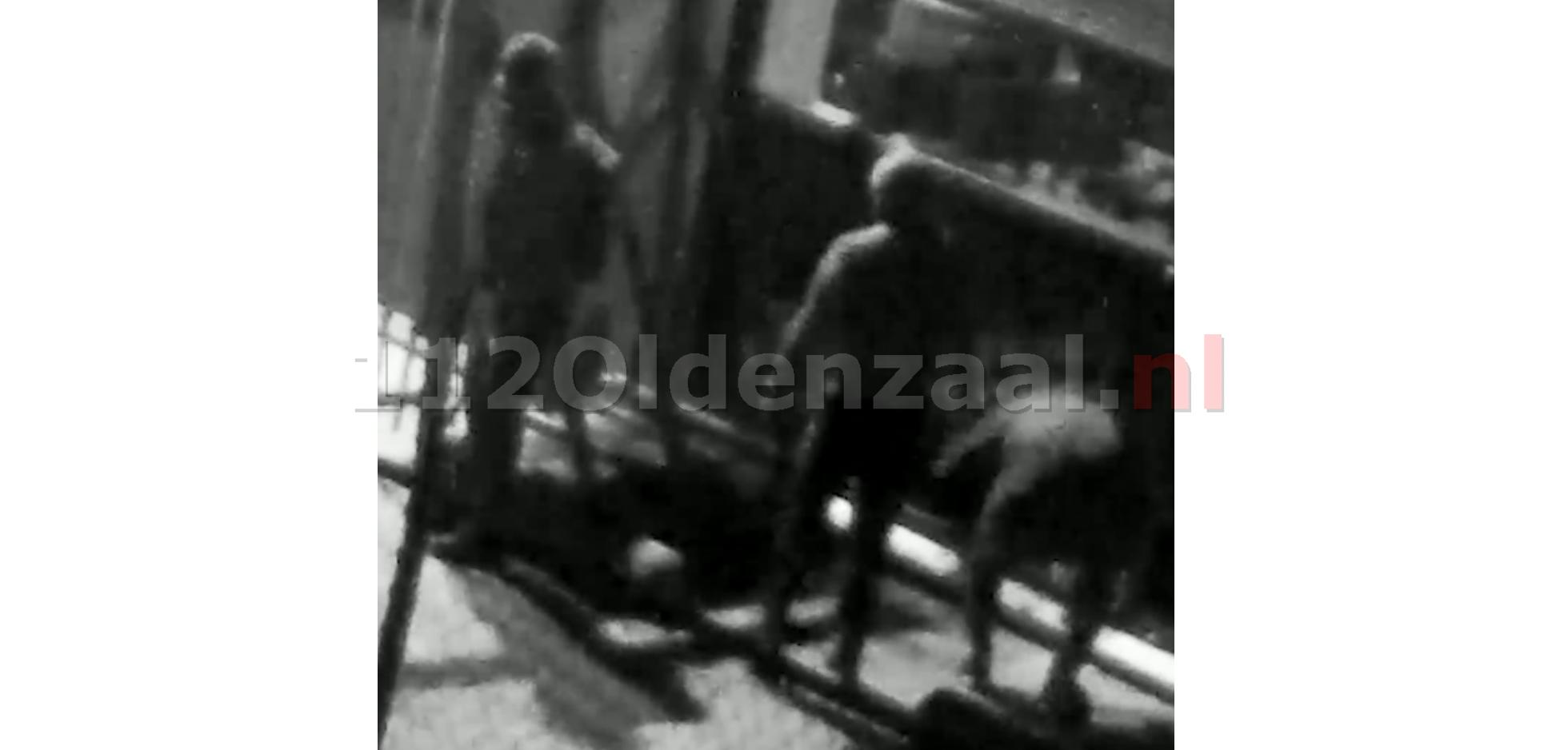 UPDATE (video):  Inbraken bij bouwbedrijf en autobedrijf in Oldenzaal
