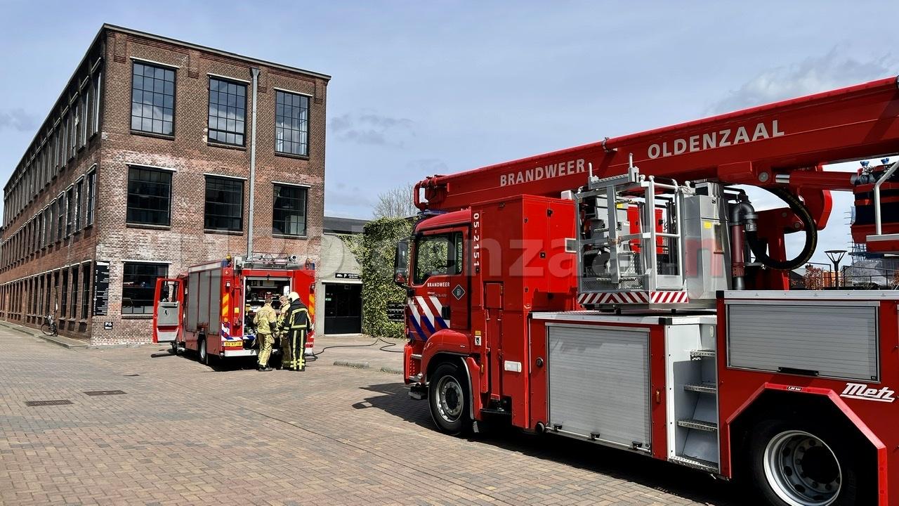 Keukenbrand bij restaurant QuaKoken in Oldenzaal