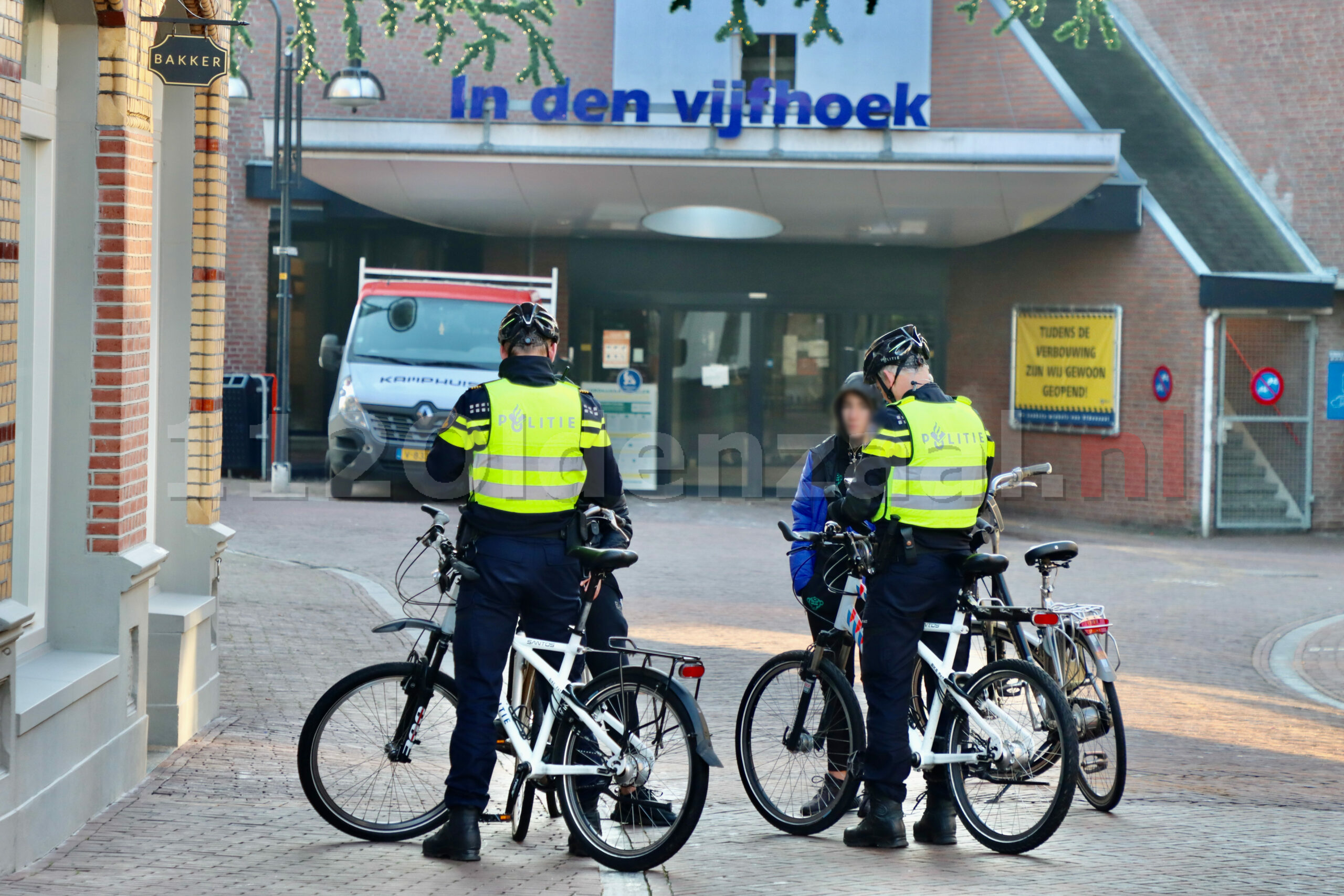 Overzicht: 198 coronaboetes uitgedeeld in Oldenzaal