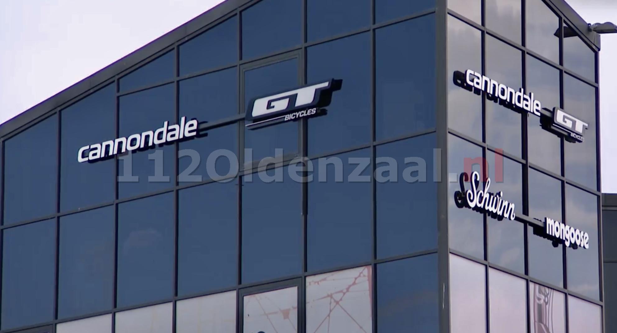 Voor kapitaal gestolen bij bedrijfsinbraak in Oldenzaal; wie heeft informatie?