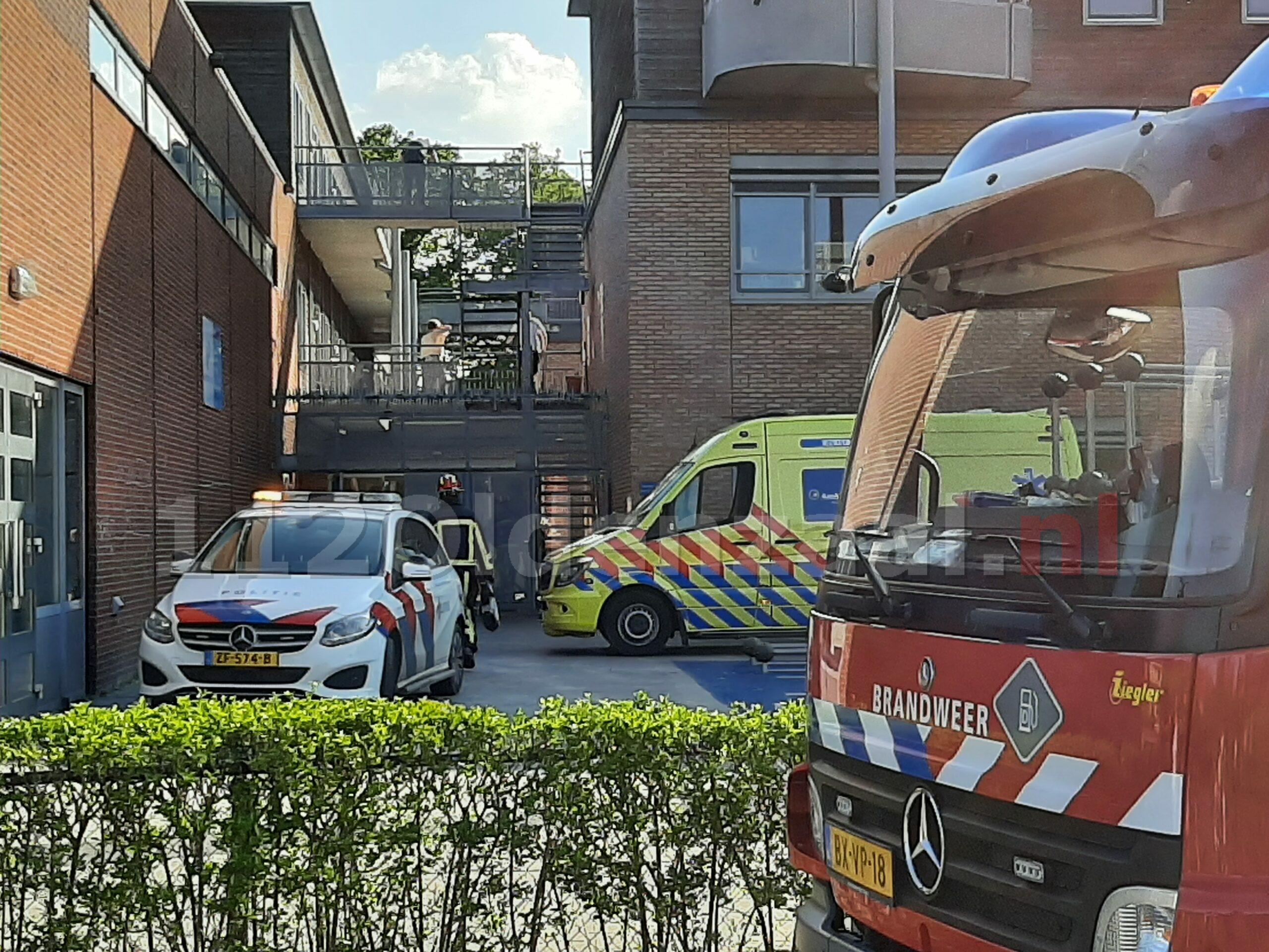 Persoon gewond bij ongeval Wieldraaierlaan Oldenzaal