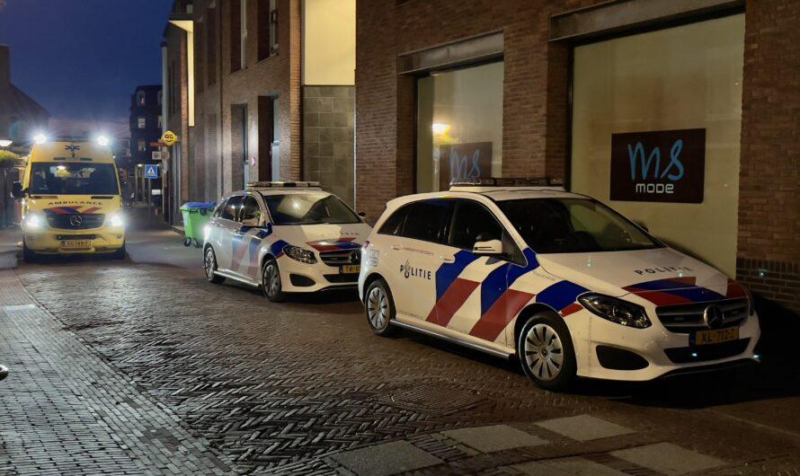 Man raakt gewond na val van balkon in Oldenzaal
